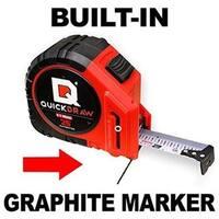 Quickdraw QD25-PROEZ 25' Quickdraw Pro Easy Read Self Marking Tape Measure