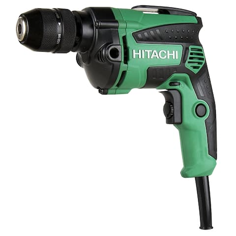 "Metabo HPT D10VH2 3/8"" 7 Amp EVS Reversible Corded Drill"
