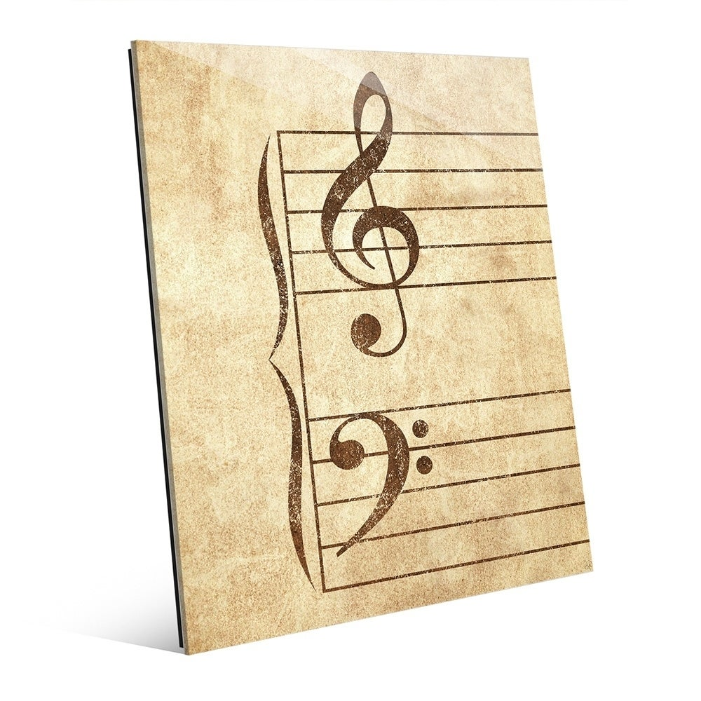 Bass clef wall art | Compare Prices at Nextag