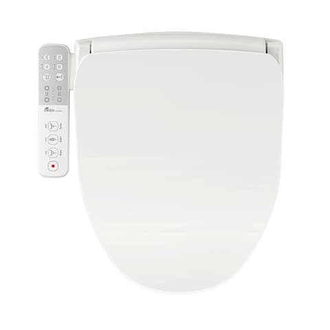 Slim ONE Smart Toilet Seat, Bidet and Side Panel Control