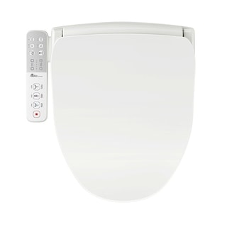 Slim ONE Smart Toilet Seat and Bidet with Side Panel Control