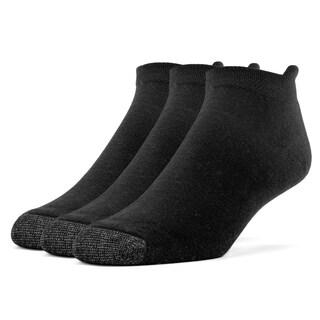 Galiva Women Cotton Extra Soft No Show Cushion Running Socks - 3 Pairs