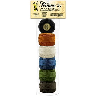 Presencia America Perle Cotton Balls Sampler 77yd