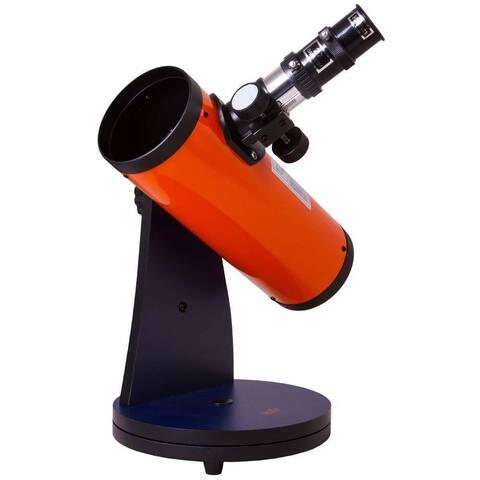 Levenhuk LabZZ D1 Telescope - Orange