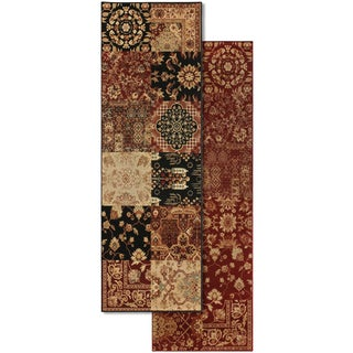 "Superior Designer Contemporary Zingara Area Rug (2' 6"" x 8')"