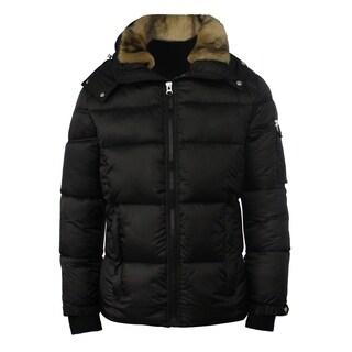 Seduka Men's Jacket - Contemporary Casual Sportswear Weatherproof Coat