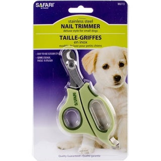 Safari Deluxe Dog Nail Trimmer