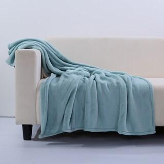Berkshire Blanket Better Living Premium Plush Throw
