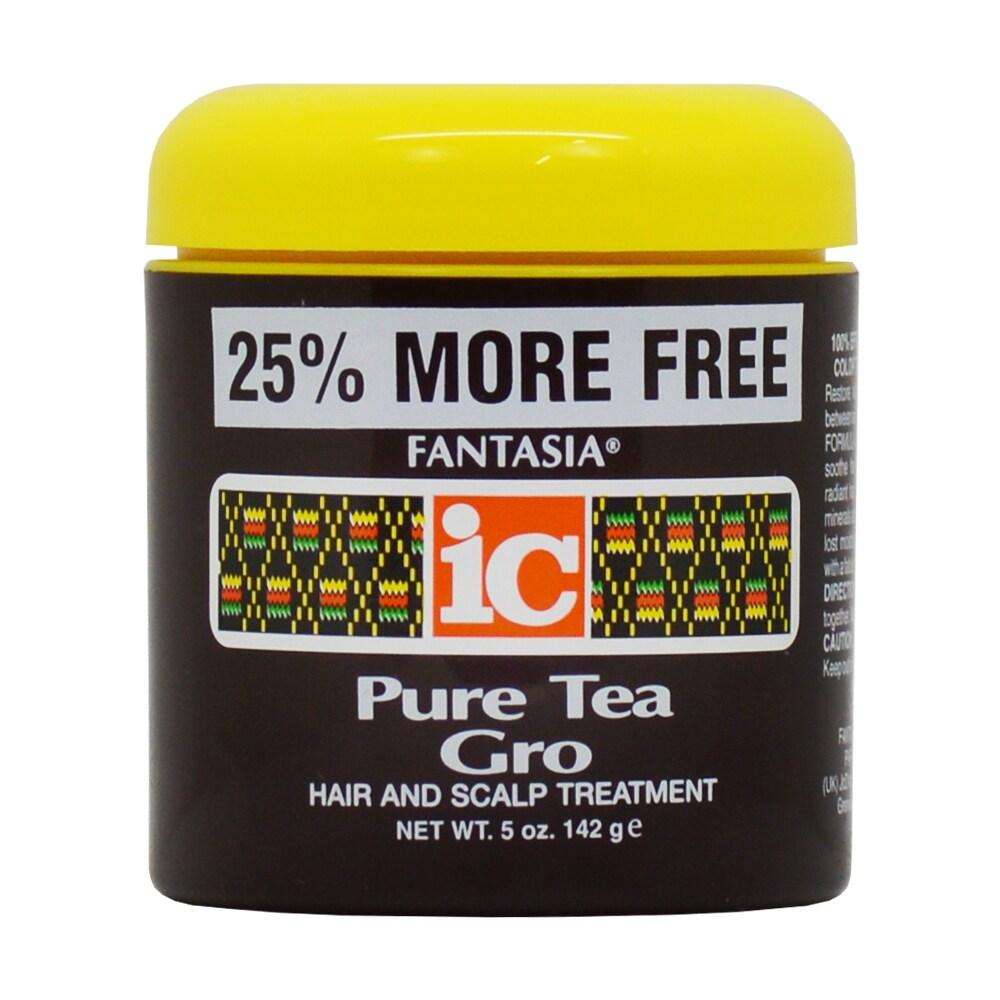 Simply Organic Fantasia Ic Pure Tea Gro 5-ounce Hair and ...