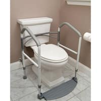 Windsor Direct Free Standing Foldeasy Portable Toilet Safety Frame