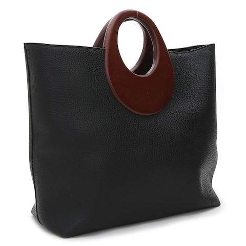 Rosewand Womens Itok Tote with Enclosed Purse