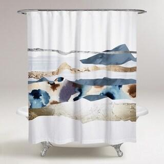 OliverGal 'Hey Jude'Shower Curtain