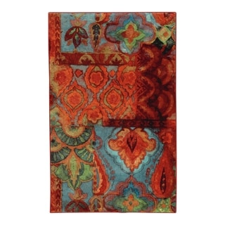 Link to Mohawk Home Boho Bright Area Rug Similar Items in Rugs