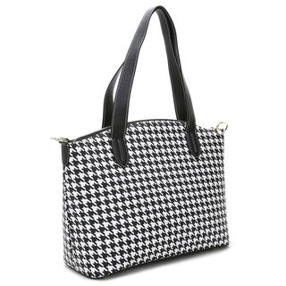 Rosewand Women's 'Lusac' Checkmate Textured Bag