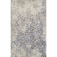 Addison Wellington Canterbury Navy/Ivory Area Rug (9'6 x 13'2)
