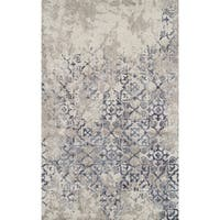 Addison Wellington Canterbury Navy/Ivory Area Rug