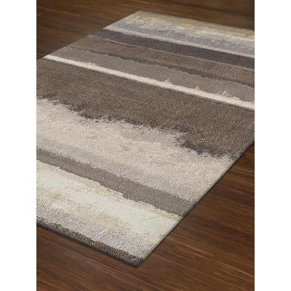 Persian Rugs Wellington: Shop Addison Wellington Landscape Brown/Ivory Area Rug (5