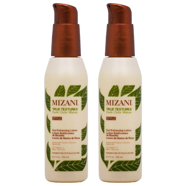 Mizani True Textures 4.2-ounce Curl Enhancing Lotion (Pack of 2) 31117978