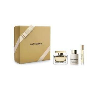 Dolce & Gabbana The One Women's 3-piece Gift Set