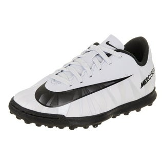 Nike Kids Jr Mercurialx Vortex 3 CR7 Tf Turf Soccer Shoe
