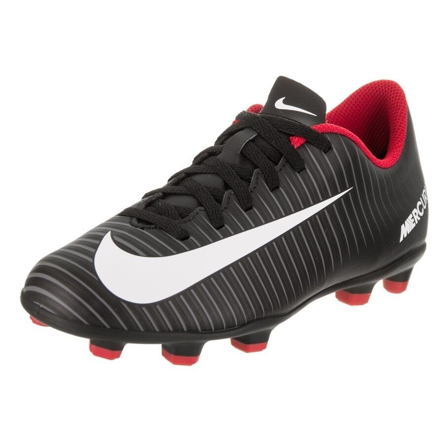 Nike Kids JR Mercurial Vortex III Fg Soccer Cleat (10), B...