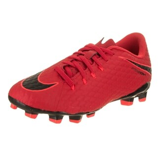 Nike Kids Jr Hypervenom Phelon III Fg Soccer Cleat