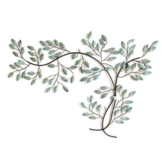 Link to Stratton Home Decor Patina Tree Branch Wall Decor Similar Items in Wall Sculptures