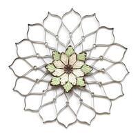 Statton Home Decor Mandala Flower Wall Decor