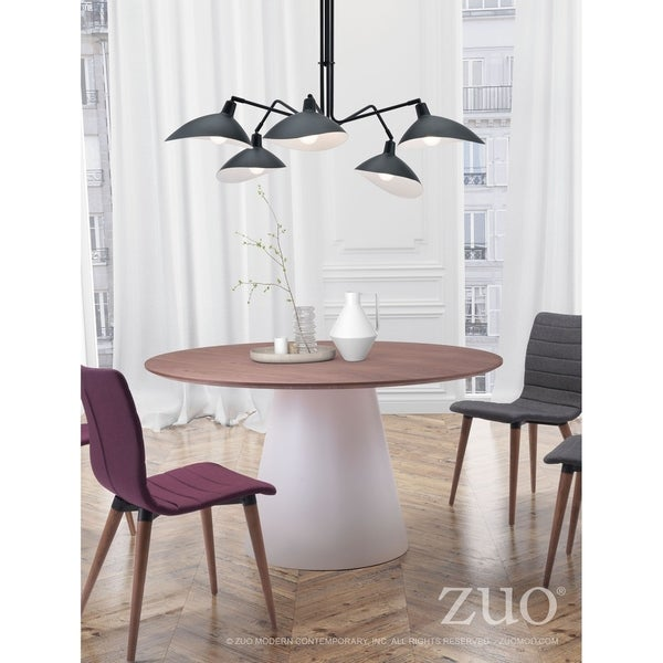 Desden Ceiling Lamp Black