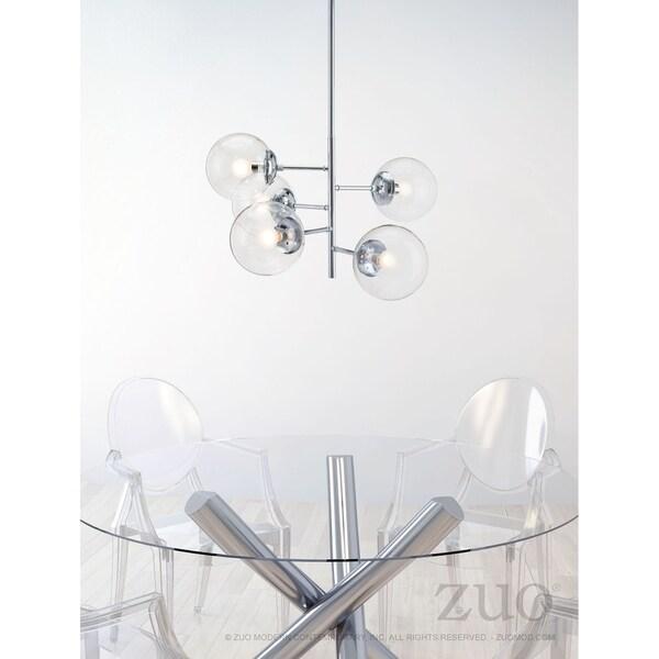 Somerest Ceiling Lamp Chrome