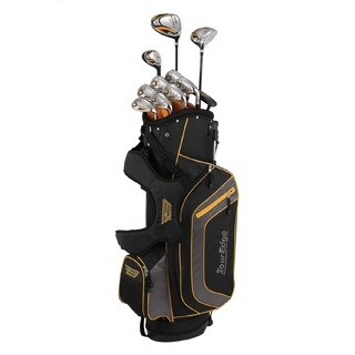 Tour Edge Bazooka 260 15 Pc. Golf Set, Black/Orange