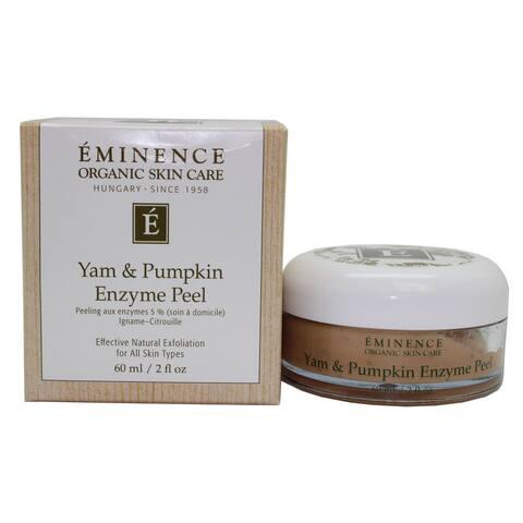 Eminence Organic Yam and Pumpkin Enzyme Peel 2 oz