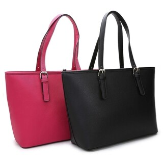 Rosewand Women's 'Mansa' Tote (Option: Red)