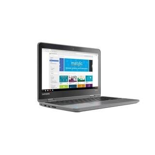 Lenovo Flex 11 Chromebook with MediaTek Processor, 4GB 32GB eMMC