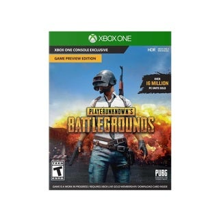 Microsoft PlayerUnknown's Battlegrounds, Game Preview Edition, Xbox One