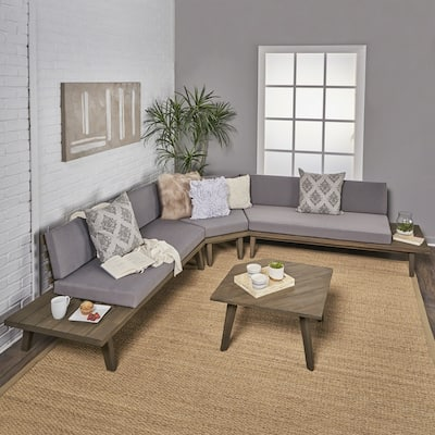 Solid Sectional Sofas Online At