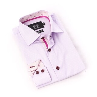 Elie Balleh Milano Italy Boy's Pink Dress / Casual Shirt