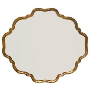 Elise Antique Gold Mirror