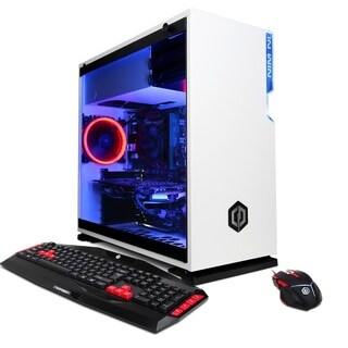 CYBERPOWERPC Gamer Xtreme GXi11040CPG w/ Intel i7-8700K 3.7GHz Gaming Computer