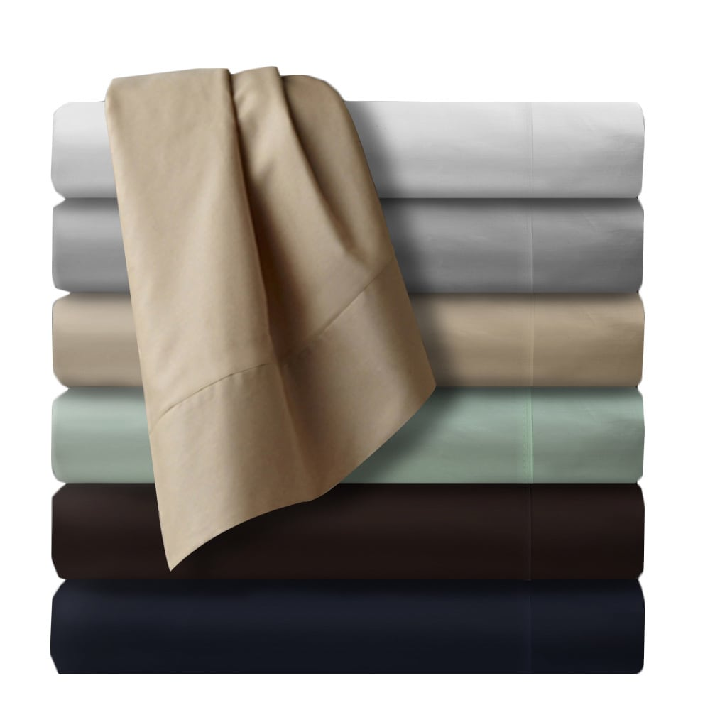 Clara Clark Egyptian Cotton 400 Thread Count, Deep Pocket...