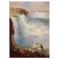 """Niagara Falls"", Fine Oil Painting on 24""*36"" canvas - 24 x 36"