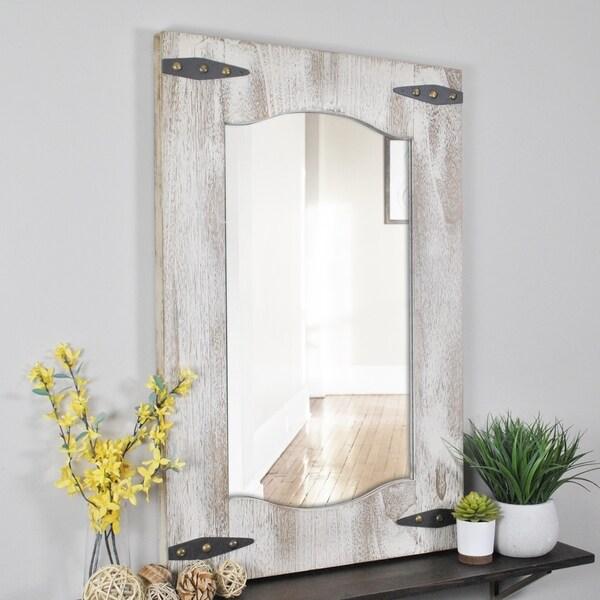 FirsTime Barn Door Mirror
