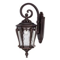 Acclaim Lighting Stratford Collection Wall-Mount Outdoor Architectural Bronze Light Fixture