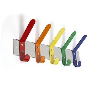Danya B. Stainless Steel Rainbow Hanging Rack