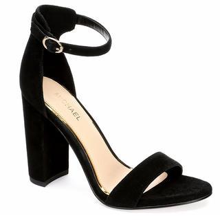 Michael By Michael Shannon Womens Sammey High Heel Sandals