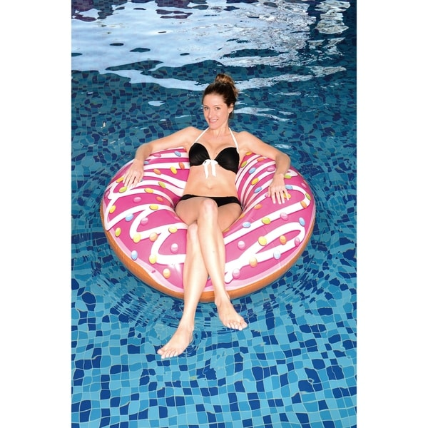 Inflatable Float - Donut. Opens flyout.