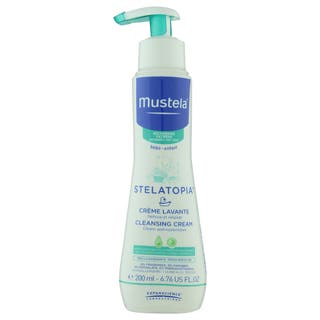 Mustela Stelatopia 6.8-ounce Cleansing Cream|https://ak1.ostkcdn.com/images/products/18542553/P24648515.jpg?impolicy=medium