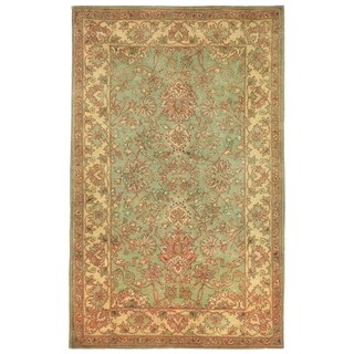 Ancient Floral Rug (7'10 x 9'6) - 7'10 x 9'6