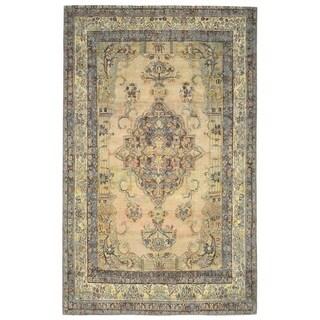 Stiftan Kermin Cotton Blend Indoor Rectangular Rug (7'10 x 9'6)