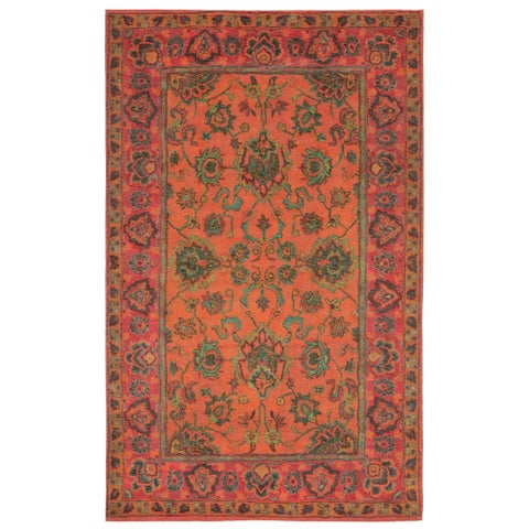 Liora Manne Medallion Jewels Rug (3'3 x 4'8) - 3'3 x 4'8